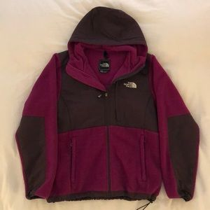 NorthFace Hooded Fleece